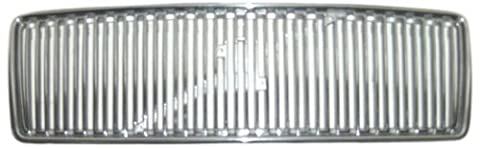 OE Replacement Volvo 850 Grille Assembly (Partslink Number VO1200105) - Volvo 850 Aftermarket