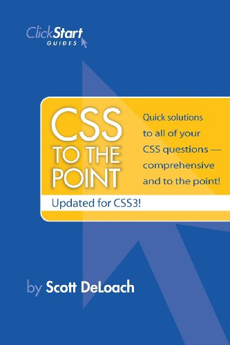 CSS to the Point by ClickStart, Inc.
