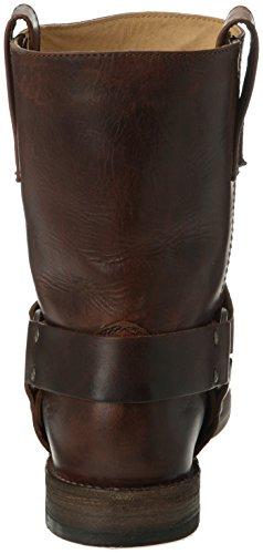 Frye Smith Harness - Botas de canvas hombre marrón - Marron (Dbn)