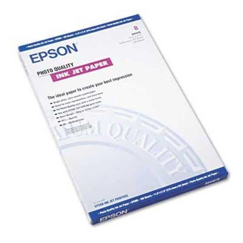 Epson Matte Presentation Paper, 27 lbs., Matte, 11 x 17, 100 Sheets/Pack (Matte Presentation)