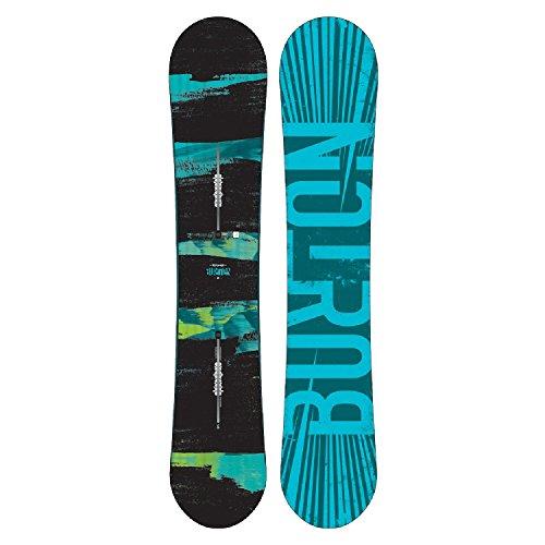 Burton - Mens Ripcord Snowboard 2018, 154