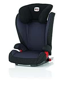 Britax KIDFIX ISOFIT High Backed Booster Group 2/3 (Black Thunder)