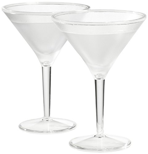 Prodyne IM-10 Iced Martini, Set of 4
