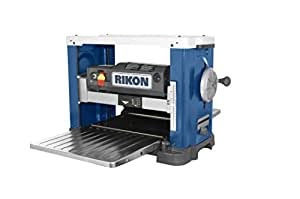 RIKON Power Tools 25-130H 13-Inch Planer with Helical Head