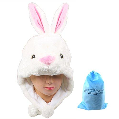 Silve (Childs White Rabbit Hat)