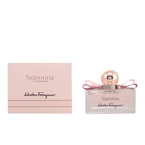 Salvatore Ferragamo Signorina EDP Spray for Women, 1.7 Ounce (Best Price For Coco Mademoiselle Perfume)