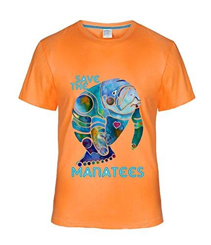 Eagle Mens cool T shirt Manatee product image