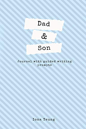 Pdf Parenting Dad & Son Journal with Guided Writing Prompts