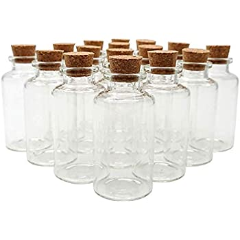 Amazon Com Plastic Bottles Corks For Message In A Bottle