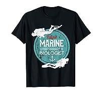 Marines Kids Shirt Marine Biology Future Marine Biologist