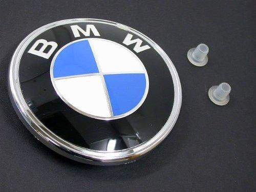 BMW e28 e30 Decklid Roundel KIT + Grommets GENUINE