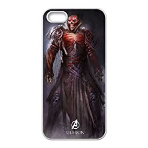 Avengers Age Of Ultron iPhone5s Cell Phone Case White yyfabc_929749