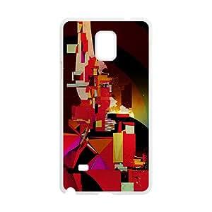 NICKER Creative Pattern Custom Protective Hard Phone Cae For Samsung Galaxy Note4