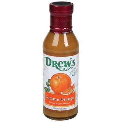 orange sesame dressing - 2