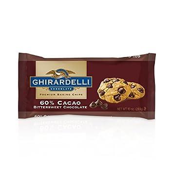 bitter chokolade