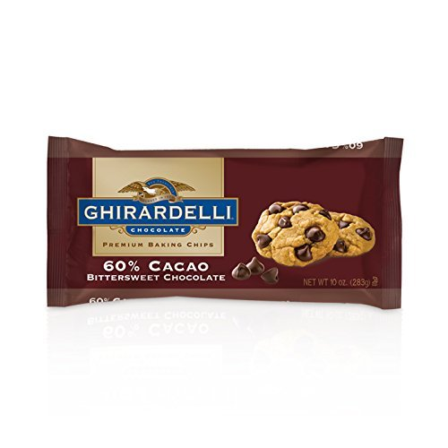 Ghirardelli 60 Bittersweet Chocolate Chips
