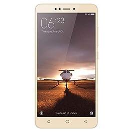 Xifo SuperD D1 (3GB RAM, 32GB Storage) LTE 4G Smartphone in (Gold) Colour
