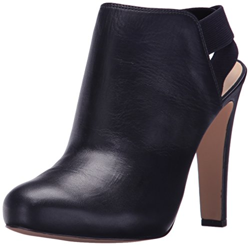 navy blue ankle boots - 9