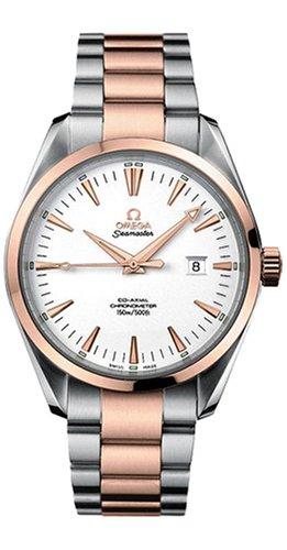 Omega Men's 2303.30.00 Seamaster Aqua Terra Chronometer Watch