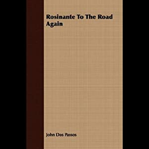 Rosinante to the Road Again Audiobook