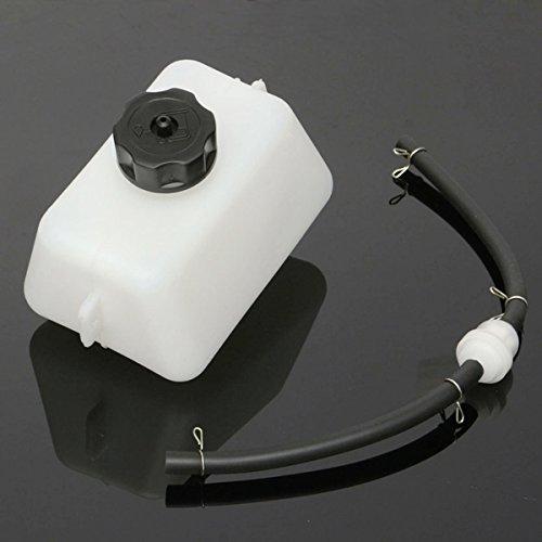 Hitommy 1L Gas Fuel Tank Filter Hose Line For 47cc 49 cc 2 Stroke Mini Moto Dirt Pocket Bike -