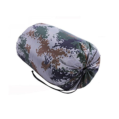 SUHAGN Saco Saco SUHAGN de dormir Bolsa De Camuflaje Digital Camuflaje Digital Bolsa De Dormir Al Aire Libre Camping Bolsa De Dormir Bolsa De Dormir Con Tapa Pareja Sobres Sucios 00d06c