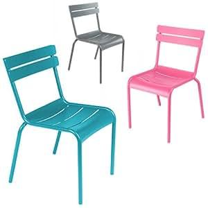 Fermob - Silla Luxembourg - Color : Muscade