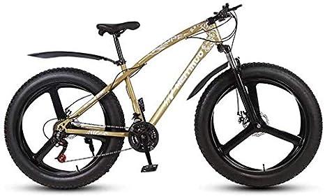 QZ Mens Adultos de Grasa neumático de la Bici de montaña ...