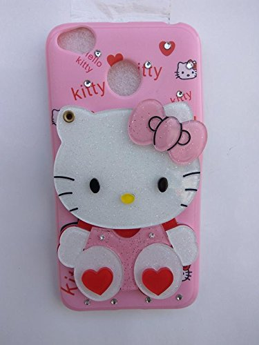 the latest 51505 61ca6 Anvika Cute Mirror Hello Kitty for Girls Back Case Cover for XIAOMI REDMI  4/4X / MI 4 /4X / REDMI 4/ 4X -(Design and Color May Varry)