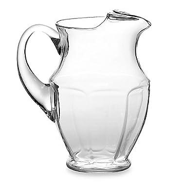 Gibraltar Glass Pitcher, 87.8 Oz.