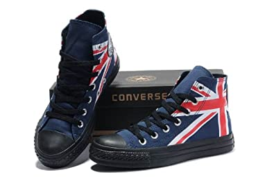 1b917029f8ea The Who British Flag Converse  Union Jack   Amazon.co.uk  Shoes   Bags