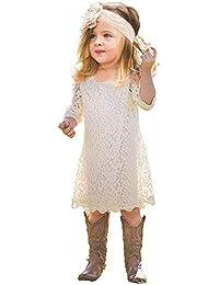 Amazon.com: Ivory - Dresses / Clothing: Clothing, Shoes