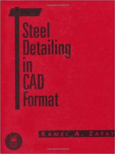 Steel Detailing in CAD Format