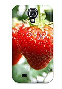 Discount 6529092K91464029 High Impact Dirt/shock Proof Case Cover For Galaxy S4 (strawberry)
