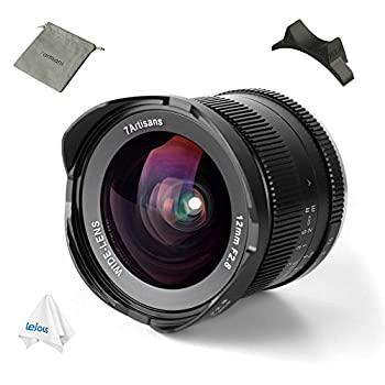 Image of 7artisans 12mm F2.8 Ultra Wide Angle Lens Prime Fixed Lens for Micro 4/3 Mount Olympus Panasonic Mirrorless Cameras