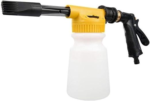 Herramienta de lavado pulverizador champú jabón y agua de lavado ...