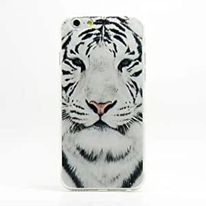 ZXSPACE Specially Designed Pattern TPU Cover for iPhone 6