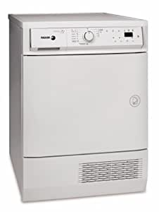 Fagor SF-720CE Independiente Carga frontal 7kg B Color blanco - Secadora (Independiente, Carga frontal, Condensación, B, Color blanco, LCD)
