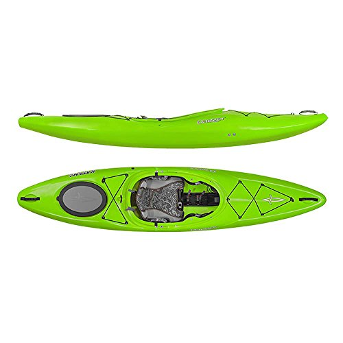 Dagger Katana Crossover Whitewater Kayak - 9.7, Lime for sale  Delivered anywhere in USA