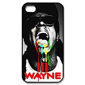 New Style HotBoys Lil Wayne Design TPU Protective Case Skin For Iphone 4 4s iphone4s-82111