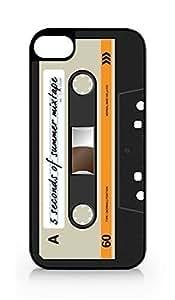221b Door - Hard Plastic For Iphone 5C Phone Case Cover