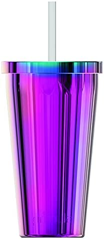 Primula PHAM-19MT01 Atlantic Double Wall Tumbler 19 oz Brushed Stainless Steel