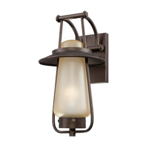 Designers Fountain ES32031-FBZ Stonyridge Wall Lanterns, Flemish Bronze by Designers Fountain