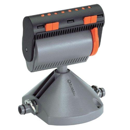 Gardena 8360-20 Viereckregner Vario 50 Micro-Dip-System Quick & Easy