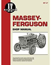 All States Ag Parts Parts A.S.A.P. I&T Shop Manual Compatible with Massey Ferguson 165 165 150 150 135 135