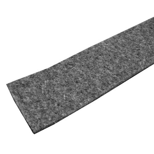 Heavy Duty/Industrial Felt Stripping with Adhesive (F26 PSA-1