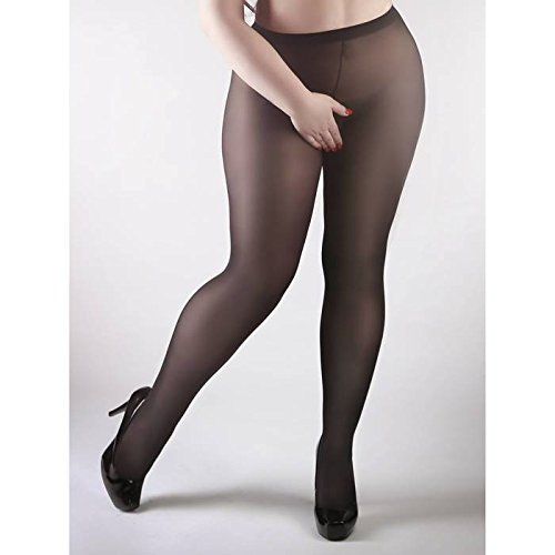 7b4884dc3f2 Miss Naughty 50 Denier Opaque Crotchless Tights