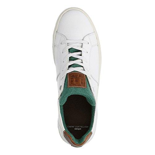 Sacha Herren Sneaker Low Weiß
