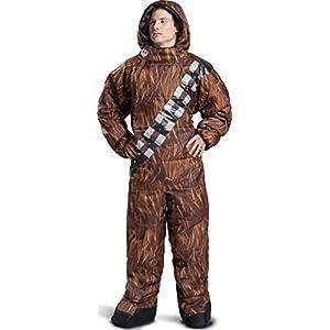 Selk'bag Adult Star Wars Wearable Sleeping Bag: Chewbacca, Large