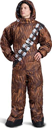 Selk'bag Adult Star Wars Wearable Sleeping Bag: Chewbacca, Small]()